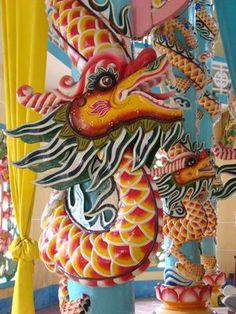 Cao Dai Dragons Vietnam