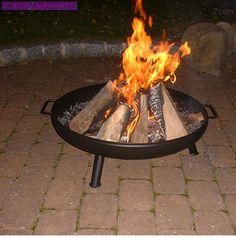 Cliquez Maison & jardin>Foyer de jardin Ø 790 mm noir laqué, acier S235JRen page 33 de Chez MONSIEUR-OUTILLAGES.COM
