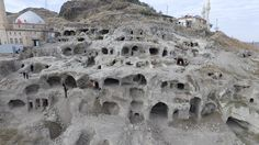 Ancient Underground City in Cappadocia Turkey comes to surface.