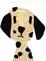 Paste Dogs Boxed Note Card Set of 20 $13