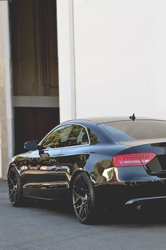 Audi A5 with FF01 wheels