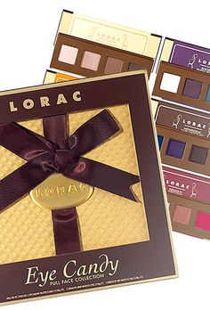 Golden ticket, Beauty Gift Sets for 2012