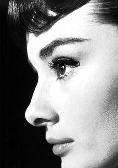 Audrey Hepburn on the set of ;War and Peace. dir. King Vidor (1956).