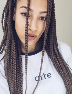 ❥ Pinterest: braidsgang