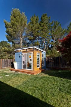 Elegant How to Build An Office Shed