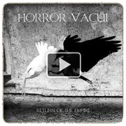 "► Play!: ""THE RIGHT CURE"" by Horror Vacui. Taken from ""Return Of The Empire"" LP (European Pressing) - 2015"