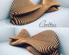parametrisches Sofa