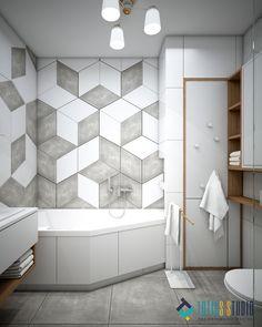 Minimalist Scandinavian, Scandinavian Style, Alcove, Bathtub, Studio, Projects, House, Standing Bath, Log Projects
