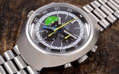 1969 Omega Flightmaster Ref. 145.013 Cal. 910