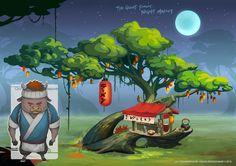 Entertainment Designs by Liu Yongsheng