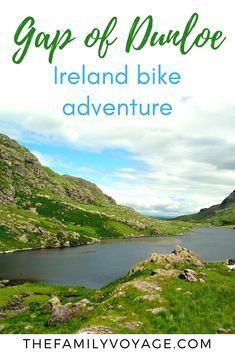 Are you looking for fun things to do in Killarney Ireland? Get adventurous and cycle through the Gap of Dunloe in County Kerry. You'll see beautiful Irish scenery by boat, bike ride and walking. #bike #Ireland #Killarney #travel