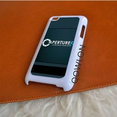 Aperture Science iPod Touch 4   4TH GEN Case