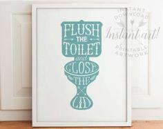 No Shaking The Wiener   Funny Bathroom Print, Funny Bathroom Decor, Bathroom  Wall Art, Bathroom Stall Art, Wiener Dog Print, Funny Wall Art | More Best  ...