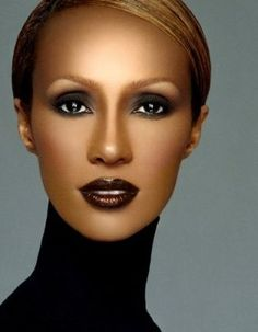 Iman is my fourth pick for women to receive the developmental version of the elixir for youth.