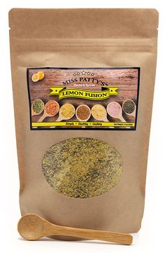 Miss Patty's™ Lemon  Fusion is 50% off through Monday, 11/30 at 11:59 pm! Enter FUSION50 at checkout! Miss Patty's Black Friday sales have something for everyone! http://misspattysspices.com/product/lemon-fusion/
