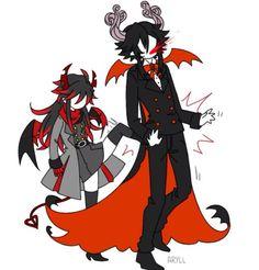 Satanick and Ivlis ( Female )