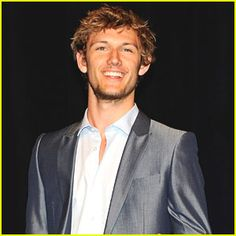 Hunger Games ! Come on this is Finnick Odair for sure would be perfect for the part