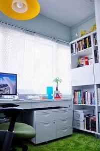 Armar la oficina en casa http://www.organizartemagazine.com/armar-la-oficina-en-casa/
