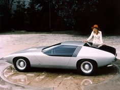 1969 Opel CD Concept Car The Opel CD was designed under the control of Charles M. Jordan, and was first shown at the 1969 Frankfurt Motor Show on September the 9th. The Opel CD (Coupé Diplomat)...