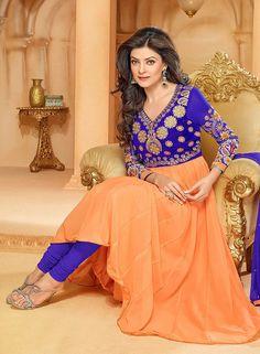 Indian Bollywood Pakistani Designer salwar Kameez by loootlo, $50.00