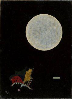 Wassily Kandinsky, Ein Kreis a, 1928 on ArtStack #wassily-kandinsky-vasilii-vasil-ievich-kandinskii #art