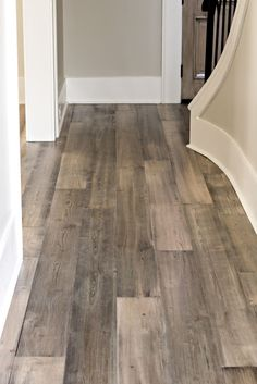 Lovely Vinyl Plank Flooring In Basement