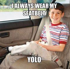 Seven funny YOLO pics | Very Funny Pics