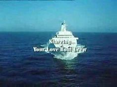 The Love Boat - Probably the only opening sequence that has ever caused me to feel so happy inside! I loved this show!!