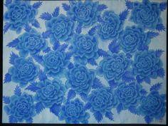 """Aquarelle """"Camaïeu de roses bleues"""" : Peintures par atelier-des-hiboux Etsy, Painting, Art, Handmade, Blue Roses, Handmade Gifts, Unique Jewelry, Watercolor Painting, Atelier"""