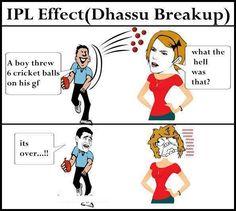IPL effect - Karyd