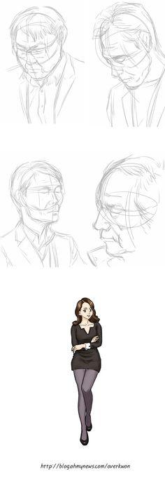http://blog.ohmynews.com/overkwon/536930 오버권 아이패드 스케치 iPad sketch