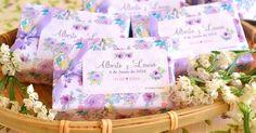 El Jabón Casero: Jabones naturales, personalizados para detalles de boda.