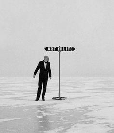 """Roi Vaara - """"Artist's Dilemma"""", 1989"""