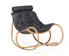 Rocking armchair Wave | TON a.s. - Chairs made by people