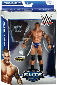 Randy Orton - WWE Elite 35 Mattel Toy Wrestling Action Figure - http://bestsellerlist.co.uk/randy-orton-wwe-elite-35-mattel-toy-wrestling-action-figure/