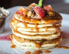 Ríbezľový džem - Receptik.sk Best Pancake Mix, Pancake Mix Uses, How To Make Pancakes, Pancakes And Waffles, Easy Flapjacks, Light And Fluffy Pancakes, Flapjack Recipe, Kodiak Cakes, Waffle Mix