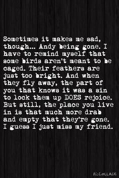 shawshank redemption hope quote google search hope shawshank redemption quote