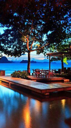 #Tubkaak_Krabi_Boutique_Resort - #Krabi - #Thailand http://en.directrooms.com/hotels/info/1-1-5-1802