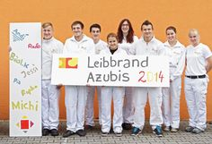 Leibbrand Azubis 2014
