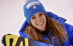 Frederica Brignone. Skier.