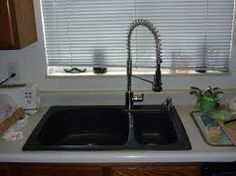 Image result for modern kitchen sinks and faucets