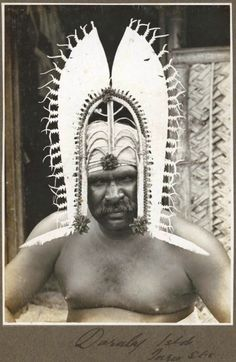 A set of images from the Torres Strait in the twentieth Century by Australian photographers and collected ephemera.—this album complements the Old TI research guide and material of the National library of Australia. Aboriginal Man, Aboriginal Culture, Aboriginal People, Aboriginal Painting, Indigenous Knowledge, Indigenous Art, Tribes Of The World, Australian Aboriginals, Theory Of Evolution