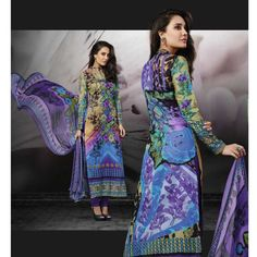 Exclusive Blue Designer Printed Cotton stratight salwar Suit with pure cotton Dupatta at fmela.com Salwar Kameez Online, Salwar Suits, Printed Cotton, Print Design, Cover Up, Blue, Stuff To Buy, Dresses, Fashion