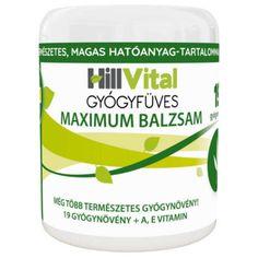 HillVital Maximum balzsam - ízületi és reumás panaszokra