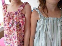 Modèle de couture facile - Tutoriel en photo