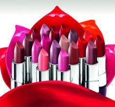 www.oriflame-24.cz Goji, Natural, Lipstick, Beauty, Html, Rich Colors, Barbell, Lips, Lipsticks