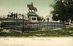 Fotos de Puebla, Puebla, México: Monumento a Ignacio Zaragoza