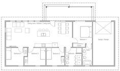 house design house-plan-ch457 10