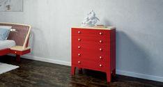 The LaVista Bedroom Collection from Jelínek Wood Design, Wood Furniture, Contemporary Design, Dresser, Bedroom, Collection, Home Decor, Interior Design, Furniture