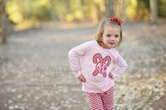 Pink Candy Cane Tee | Gentry's Closet | $26 | Click link to shop: http://gentryscloset.com/collections/christmas/products/candy-cane-monogrammed-pink-shirt-for-little-girl-christmas-shirt-with-candy-canes-and-monogram-light-pink-girly-christmas-shirt-holiday